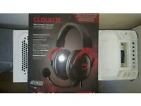 Hyper x Cloud II 5.1 surround sound open to offers