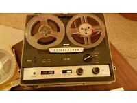Vintage 50s/60s Reel to Reel Tape Recorder
