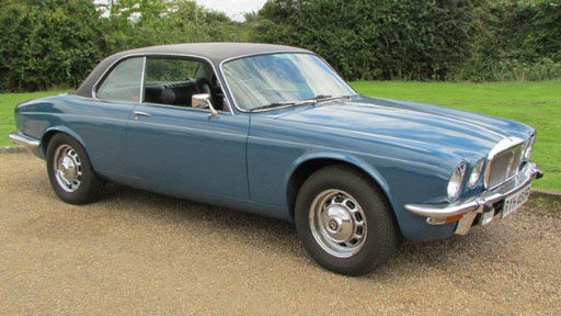 Jaguar XJC or Daimler coupe wanted by private enthusiast