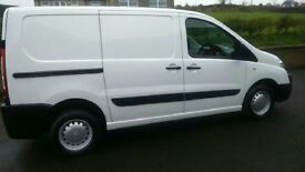 2012 FIAT SCUDO MINT NO VAT