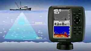 Want old sounder fish finder and gps Perth Perth City Area Preview