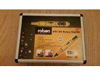 Rolson 61pc 18v Rotary Tool Lit