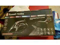 Brand New Russell Hobbs Iron (Powerstream Ultra 20630)