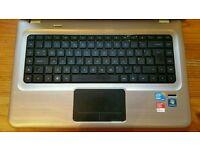 HP dv6 i5 4gb Windows 10 Office