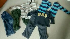 Boys clothes bundle age 2-3 years 25 items
