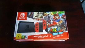 Nintendo SWITCH Mario Odyssey Special edition! Sold out everywhere!