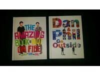 Dan and Phil books