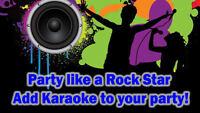 Karaoke Party Host