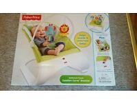 Brand new Fisher price comfort curve bouncer