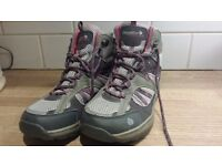 Regatta walking boots. Size 3. Worn twice.