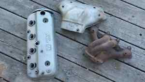 Exhaust Manifold & Valve Cover
