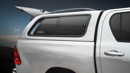 Dual Cab ute canopy - holden Colorado