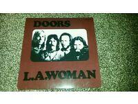 """Doors L.A Woman 12"""" Vinyl"""