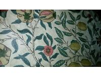 """FRUIT"" BY MORRIS &CO WATER PROOF TABLE CLOTH"