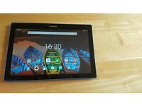 Lenovo tab 3 10inch Android tablet 2gb ram and 16gb cost £169