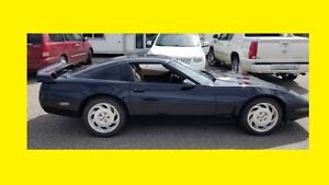 1996 CHEV CORVETTE GULL WING WITH FULL SAFETY INSPECTION