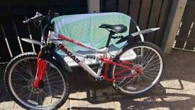 Apollo radar bike