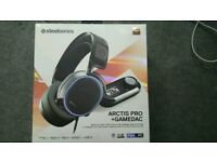 Steel series headphones ps4/pc