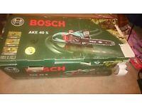 Bosch AKE 40 S Chainsaw BNIB