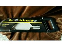 Hacksaw twin set