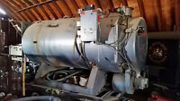Napanee Industries Gas Fired Boiler