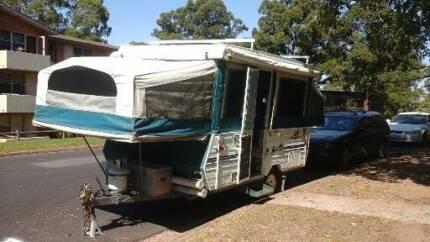 Caravan Jayco Hawk Pop Top Dundas Parramatta Area Preview