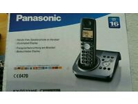 Panasonic hands free phone set