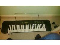 Casio keyboard CTK 240
