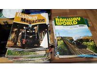 Steam railway magazine's