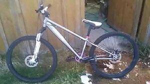 dirt jumper bike