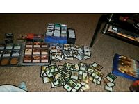 Job lot of 1000+ Magic the gathering cards