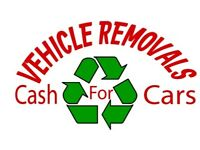 all unwanted and scrap cars and vans bought for cash cash for cars on collection