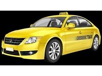 TAXI DRIVER WANTED 24/7 DIESEL CAR AVAILABLE NOW WHITE PLATE 50 50 50 OR TELE TAXIS £210 PER WEEK