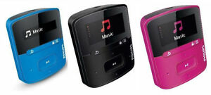 MP3-Philips GoGear Vibe 4 GB with warranty-$14.99