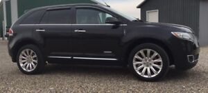 2013 Lincoln MKX Limited SUV, Crossover