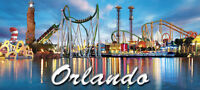 Orlando March 1st to 12