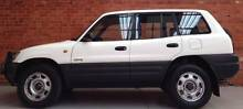 1996 Toyota RAV4. Automatic. RWC+Warranty! Moorabbin Kingston Area Preview
