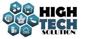 Meilleur service High Tech solution
