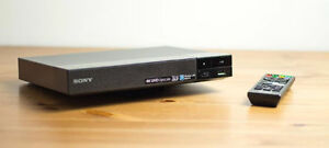 Sony BDP-S6500 4K Blu ray Player ***See Photos***