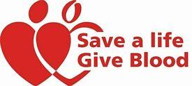 Give Blood Wallington