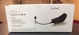 Intercom Bluetooth Helmet Communication System