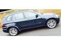 58 PLATE BMW X5 DIESEL M SPORT FULLY LOADED CAT D REPAIRED