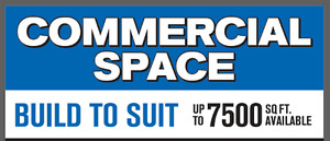 Build to Suit Office Space Available. 1500-7800 sq ft.