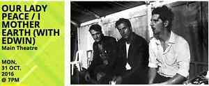 2 Tickets: Our Lady Peace & I Mother Earth, Oct 31st - Kitchener