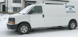 2012 Chevy Express Van