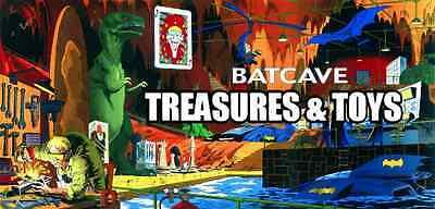 Batcave Treasures
