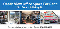 OceanView Office Space in Sidney by the Sea