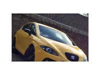 Seat Leon cupra 2.0l tfsi 56150 miles, standard 240bhp