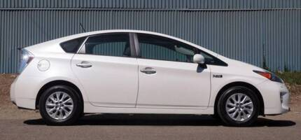 TOYOTA PRIUS HYBRID VERY ECONOMICAL Bassendean Bassendean Area Preview
