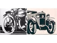 Vintage cars & motorcycles wanted